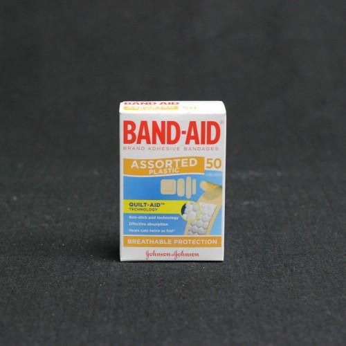 Bandaid  Shapes Plastrs 50's
