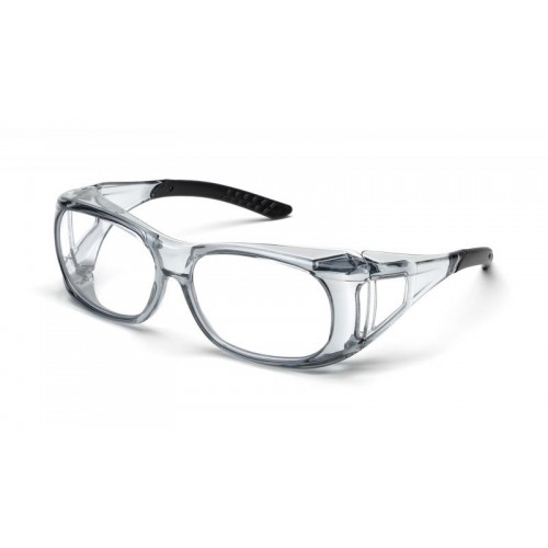 Elvex Over Spec Clear Glasses
