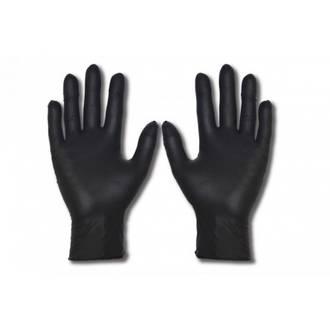 Nitrile Disposable Gloves (100