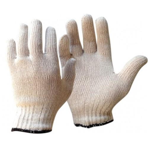 Polycotton Knit Gloves