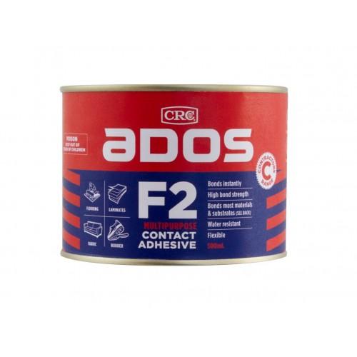 Ados F2 Glue 500ml Tin
