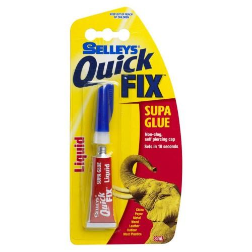Selleys Quick Fix Super Glue