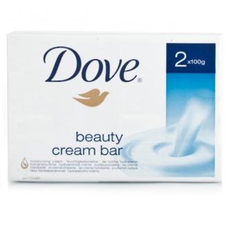 X2 Dove Soap Bar 100g