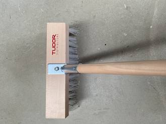 350mm (14 ) Poly Yard Broom