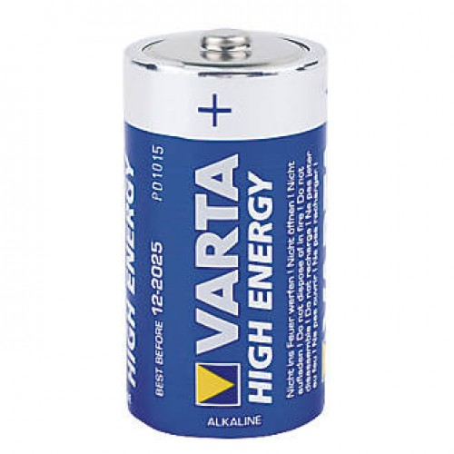 C Size Alkaline Battery