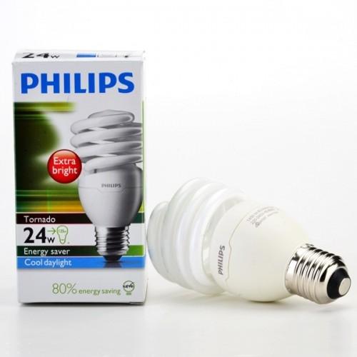 24W BC Eco Light Bulb