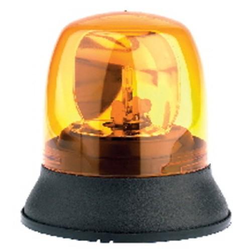 Rot Beacon 12V amber Low Prof