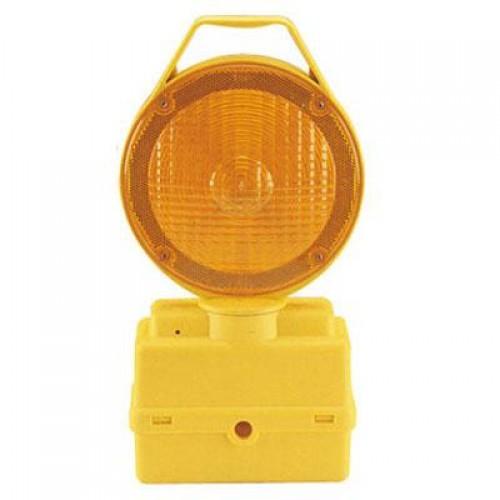 Amber Flashing Light