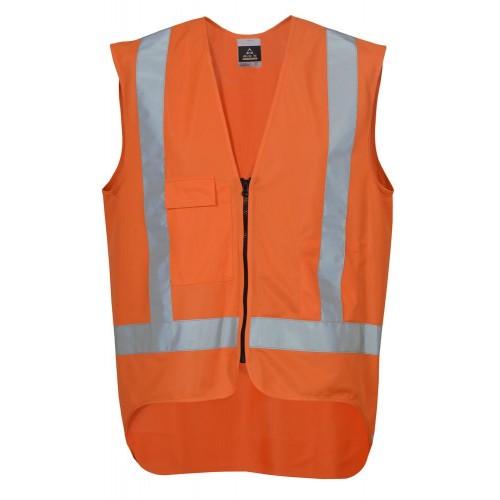 HCH Dayglo Vest 3XL