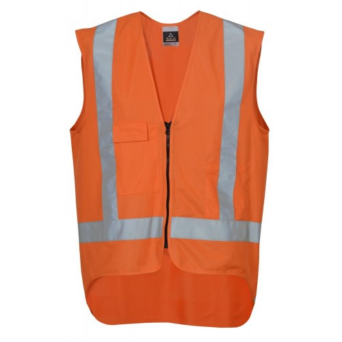 HCH Dayglo Vest 5XL