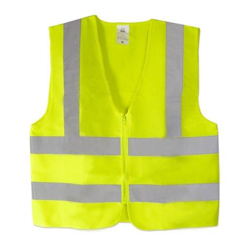 Fluro Yellow Standard Vest