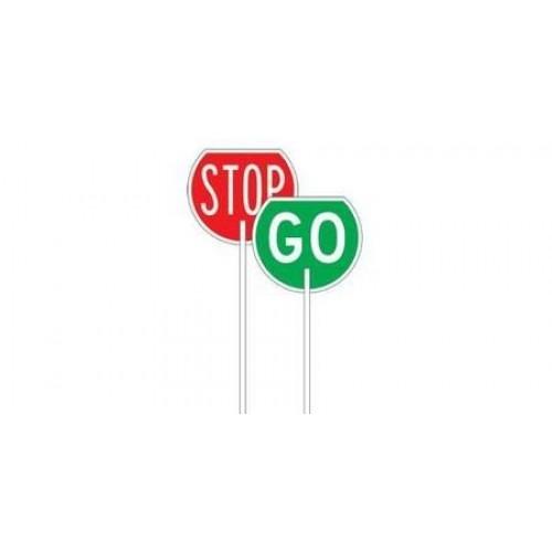 Stop/Go Paddle HI