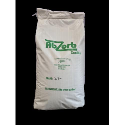 Mineral Sponge 25kg Zeolite