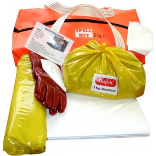 25Lt Emergency Spill Kit