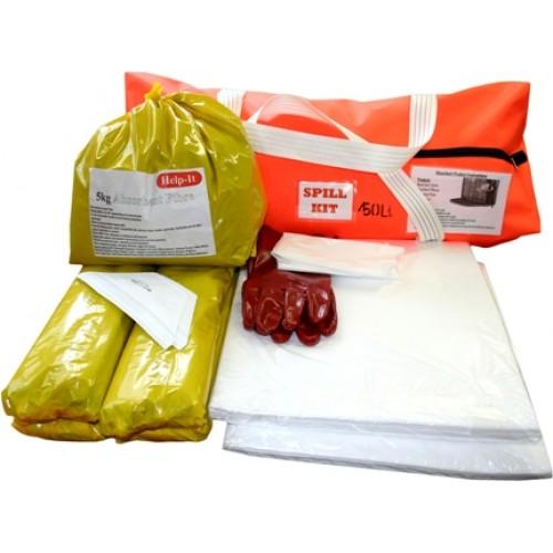 50Lt GP Spill Response Kit