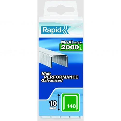 #140/10 Rapid Staples (2000)