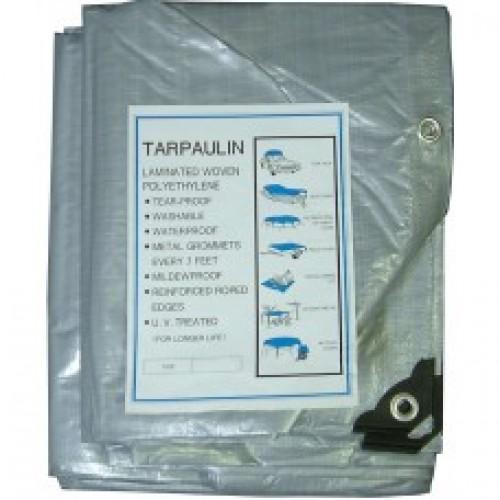 16' x 20' PVC Tarpaulin 4.8x6