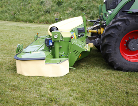 Krone EasyCut Front Mounted Disc Mower Conditioner