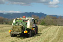 Krone Square Baler High Speed
