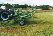 Krone KW & Vendro Mounted Rotary Tedder
