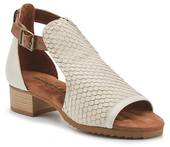 Walking Cradle Chandra Bone Sandal in a W and WW Width