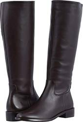 Walking Cradle Meadow Black Wide Calf Boot in a W and WW Width