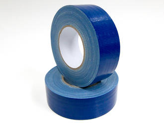 Economy Cloth Tape Blue 48mm x 25m
