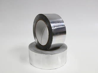 Metalized bopp acrylic foil tape