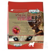 ADDICTION for DOGS - NZ Viva La Venison -  Grain Free Dry Food - 1.8Kg, 9Kg or 15Kg bag