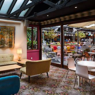 Southern Cross Garden Bar Restaurant - Kids Party Venue