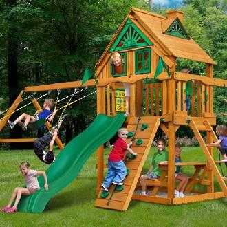 Kiwiplay – kids outdoor playground equipment