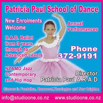 Patricia Paul School of Dance