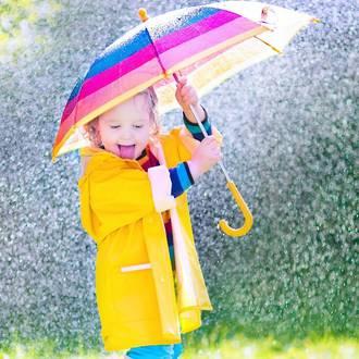 Rainy day activities for toddlers & preschoolers