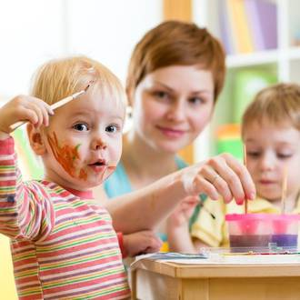 Advantages of home-based childcare