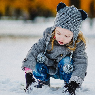 5 Reasons why kids need to play outside in winter
