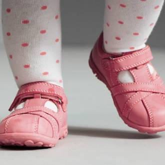 The 5 B's of choosing kids shoes