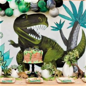 Dinosaur party ideas for toddlers & preschoolers