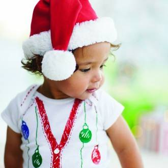 Gifts for your baby's first Christmas
