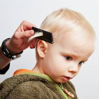 Dealing with headlice in toddlers & preschoolers