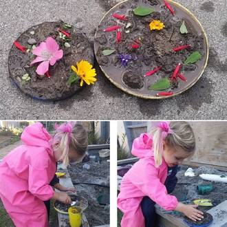 Make your own mud pies