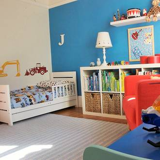 5 Ways to set up a great bedroom for toddlers