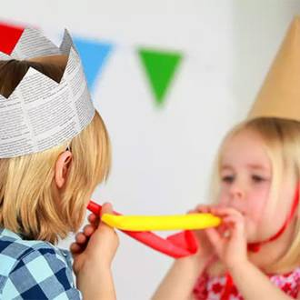 Kids indoor & outdoor party games