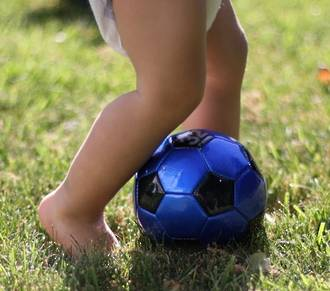 Importance of exercise for kids under 5