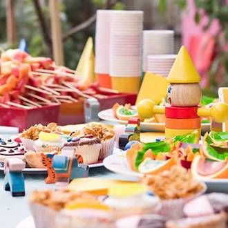 Party food tips for toddlers & preschoolers