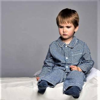 Kids pyjama safety & fire risk labels
