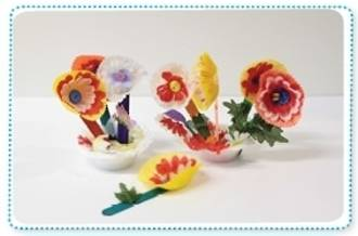 How to make fairy flowers