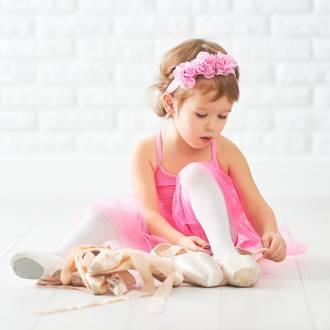 Ballet for toddlers & preschoolers