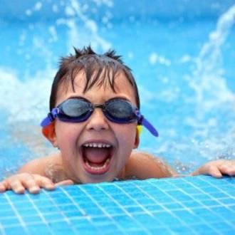 Keeping kids safe around water