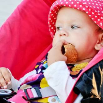 Is it time to ditch your toddler's buggy?