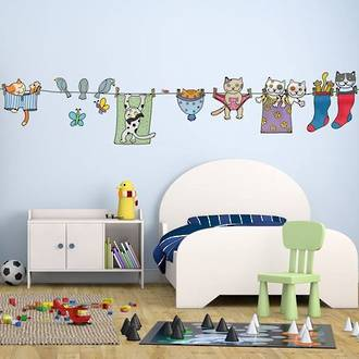 9 Tips on painting kids rooms